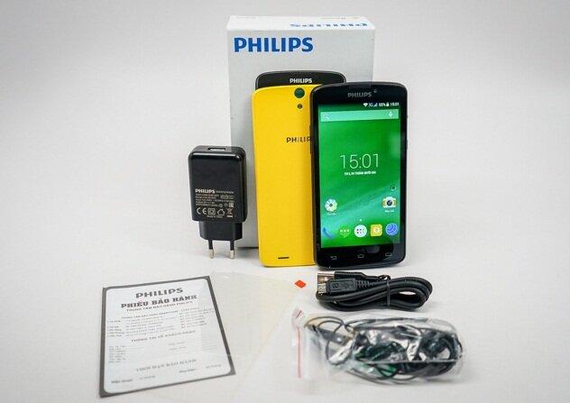 Đánh giá smartphone giá rẻ Philips Xenium V387: cấu hình mạnh mẽ trong tầm giá