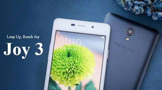 Đánh giá smartphone giá rẻ OPPO Joy 3