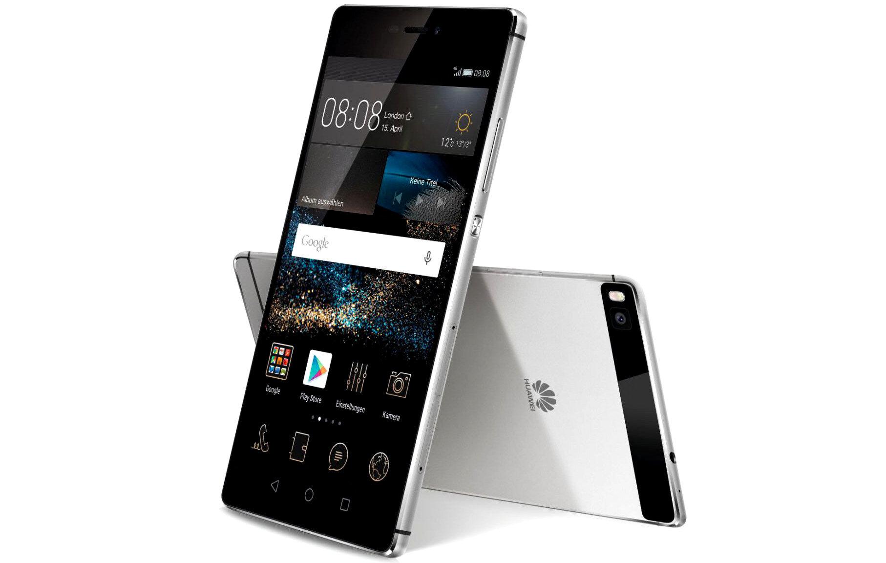 Đánh giá smartphone Huawei P8: Thiết kế tinh xảo