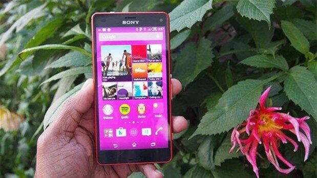 Đánh giá smartphone mini – cấu hình khủng Sony Xperia Z3 Compact (Phần 1: Thiết kế)