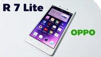 Đánh giá smartphone tầm trung Oppo R7 Lite