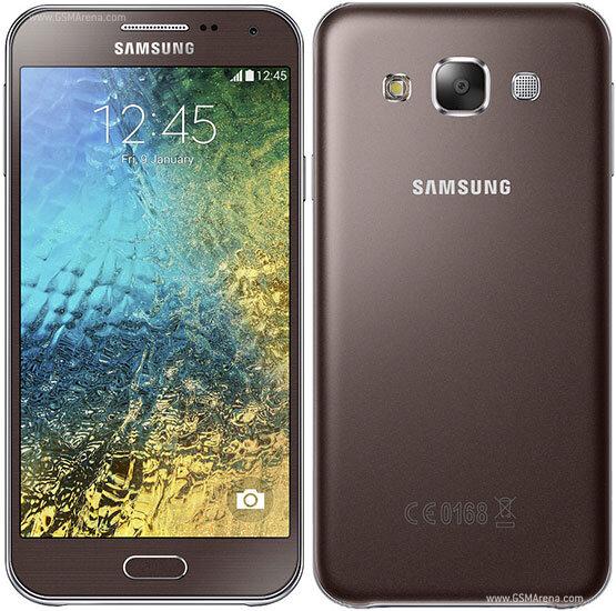 Đánh giá smartphone tầm trung Samsung Galaxy E5