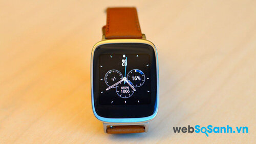 Đánh giá smartwatch Asus ZenWatch