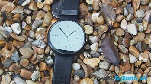 Đánh giá smartwatch Moto 360: smartwatch Android Wear tốt nhất hiện nay