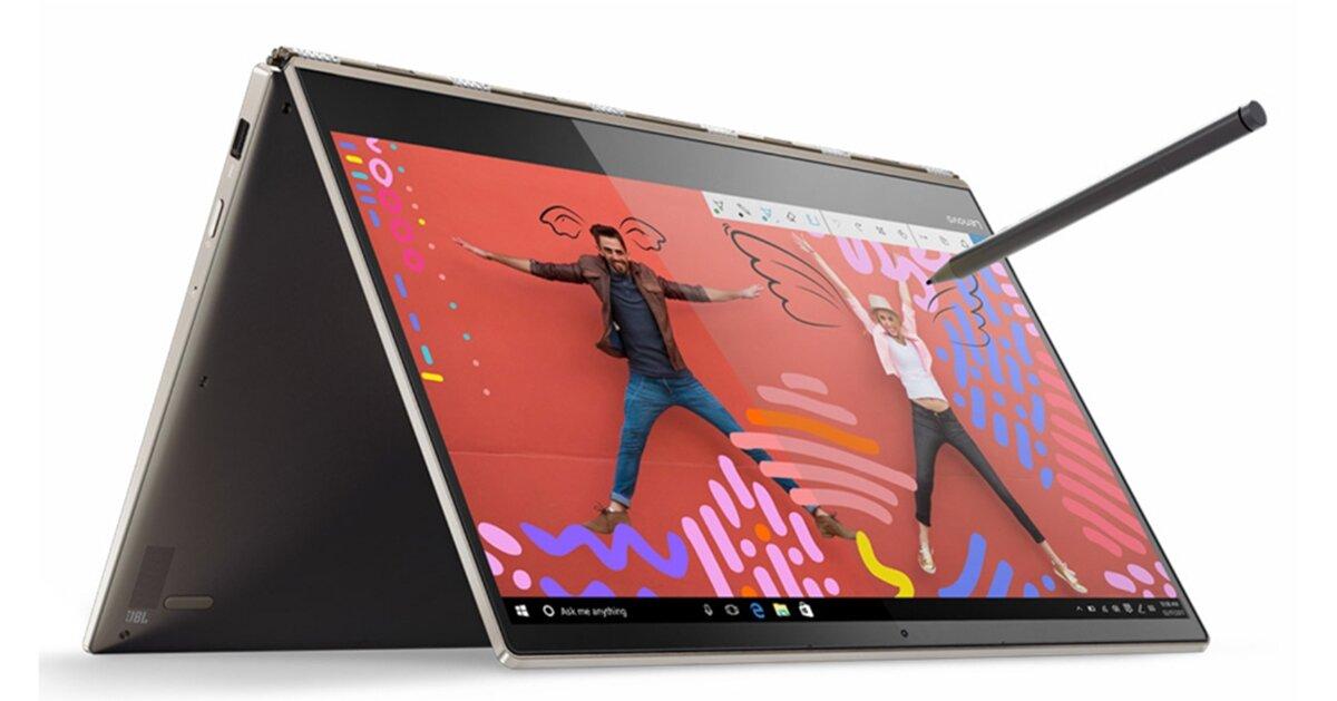Đánh giá sơ bộ laptop Lenovo Yoga 920