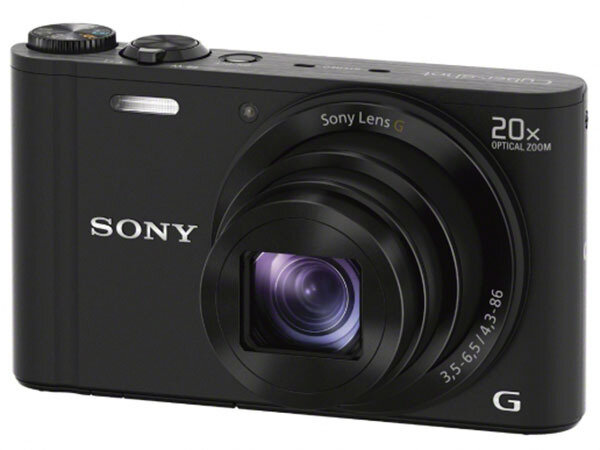 Đánh giá sơ bộ Sony Cyber-shot DSC-WX300