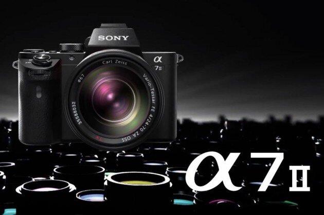 Đánh giá Sony Alpha A7R II: dòng máy ảnh với ống kính tối đa theo mô hình Alpha (Phần 2)