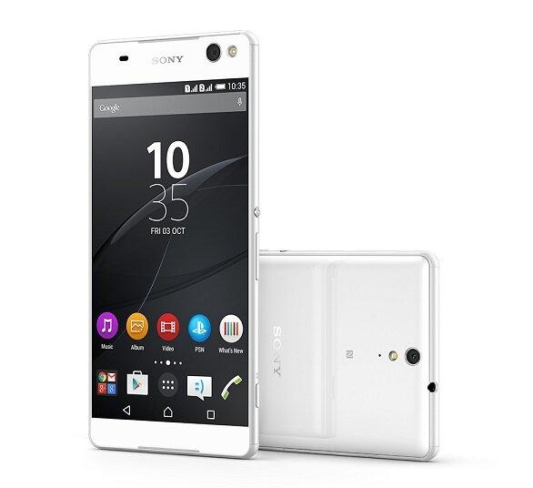 """Đánh giá Sony Xperia C5 Ultra Dual: Smartphone siêu """"tự sướng"""""""