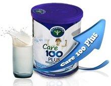 Đánh giá sữa bột Care 100 Plus – sữa dành cho trẻ biếng ăn, chậm tăng cân