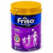 Đánh giá sữa bột Friso Gold Pedia – sữa dành cho trẻ biếng ăn, chậm tăng cân