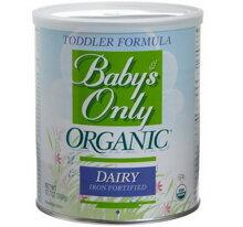 Đánh giá sữa bột hữu cơ Baby's Only Organic cho bé