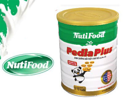 Đánh giá sữa bột Pedia Plus của Nutifood – sữa dành cho trẻ biếng ăn, chậm tăng cân