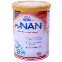 Đánh giá sữa bột Pre Nan dành cho trẻ nhẹ cân suy dinh dưỡng