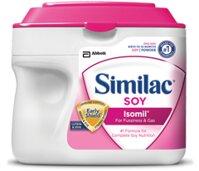Đánh giá sữa bột từ đạm đậu nành cho bé từ 0 – 12 tháng tuổi Similac Soy Isomil