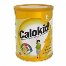 Đánh giá sữa bột VitaDairy Calokid dành cho trẻ biếng ăn, suy dinh dưỡng