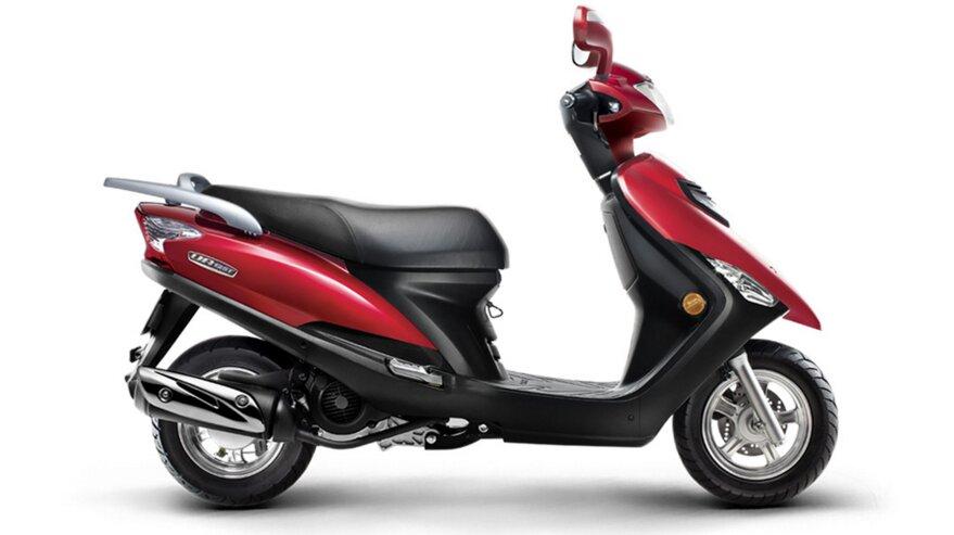 Đánh giá Suzuki UT 125T: scooter vận hành ổn, giá tốt