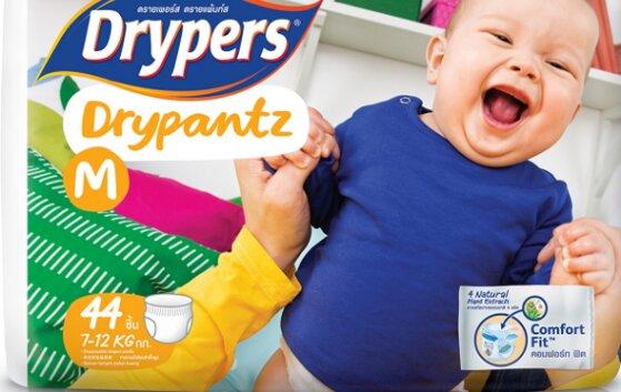 Đánh giá tã quần Drypers có tốt không? 8 lý do nên dùng quan trọng