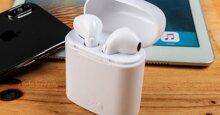Đánh giá tai nghe bluetooth i7s: Giá rẻ, tính năng hay