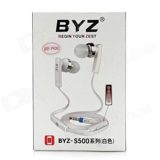 Đánh giá tai nghe BYZ S500 kèm Mic – nghe nhạc, đàm thoại với chất lượng âm thanh cực tốt
