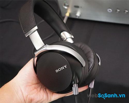 Đánh giá tai nghe cao cấp Sony MDR-Z7