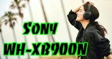 Đánh giá tai nghe chống ồn Sony WH-XB900N