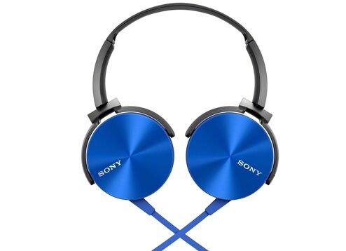 Đánh giá tai nghe chụp tai có mic Sony XP450AP – không gian giải trí tuyệt đỉnh