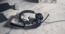 Đánh giá tai nghe có dây Jabra Evolve2 40: Khử ồn tốt, giá phải chăng!