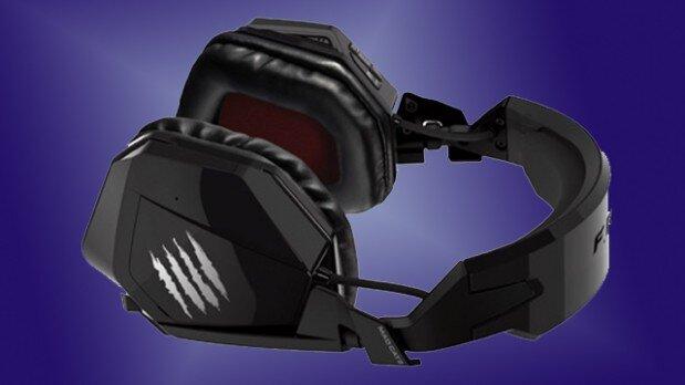 Đánh giá tai nghe không dây Mad Catz F.R.E.Q 9