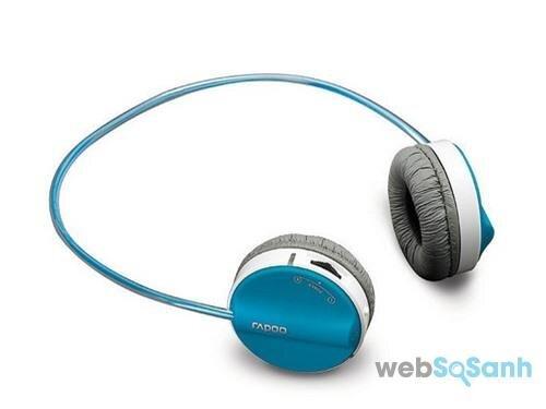 Đánh giá tai nghe không dây giá rẻ Rapoo H3070