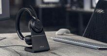 Đánh giá tai nghe không dây Jabra Evolve2 65: Đàm thoại hết chỗ chê!