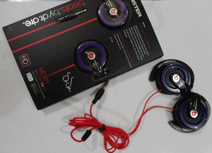 Đánh giá tai nghe Monster Beats MD-91, trẻ trung trong cả thiết kế lẫn tính năng