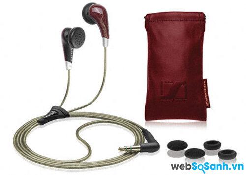 Đánh giá tai nghe Sennheiser MX 471 âm thanh hay thiết kế độc đáo