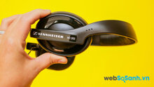 Đánh giá tai nghe Sennheiser HD 202 II