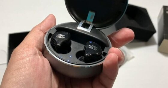 Đánh giá tai nghe true wireless giá rẻ KZ T1