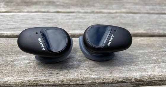 Đánh giá tai nghe true wireless Sony WF-SP800N