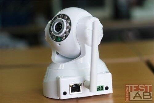 Đánh giá thiết bị giám sát Camera IP HTI-Neo01