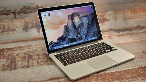 Đánh giá thời lượng pin của MacBook Pro 13-inch (2015)
