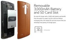Đánh giá thời lượng pin trên LG G4 – không có gì thay đổi từ G3
