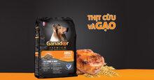 Đánh giá thức ăn cho chó Ganador