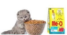 Đánh giá thức ăn cho mèo Me-o