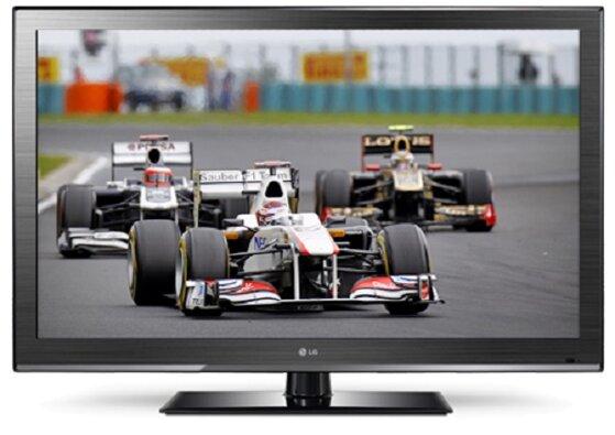 Đánh giá tivi LCD LG 42CS460 - 42 inch, Full HD (1920 x 1080)
