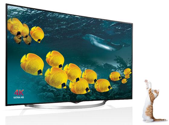 Đánh giá tivi LED 3D LG 65UC970T - 65 inch, 4K – UHD, trải nghiệm tinh hoa công nghệ (P1)