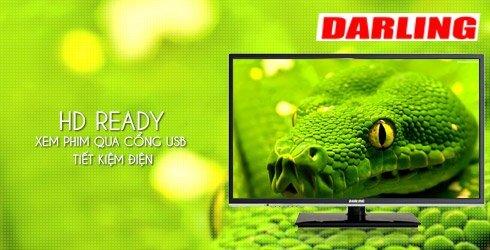 Đánh giá tivi LED Darling 32HD900 – hấp dẫn từ thiết kế đến tính năng