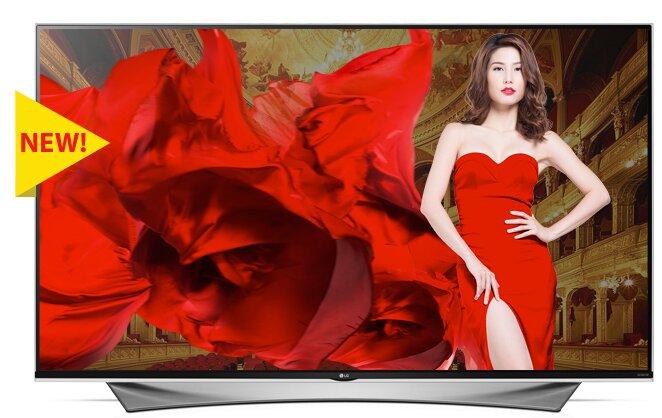 Đánh giá tivi LED LG 65UB950T, 4K-UHD (3840 x 2160) – ấn tượng trong từng khoảnh khắc (P2)