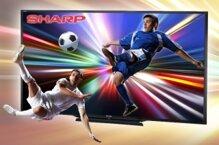 Đánh giá tivi LED Sharp 70LE650M – thiết kế đẹp, nhiều tính năng