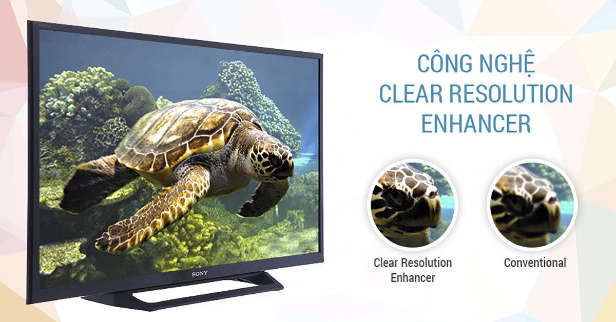 Đánh giá tivi LED Sony 32R300E: Nhỏ gọn nhưng đáp ứng tốt nhu cầu giải trí công nghệ cao