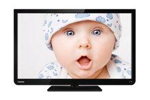 Đánh giá tivi LED Toshiba 23S2400 – đắm mình trong hình ảnh độ tương phản cao