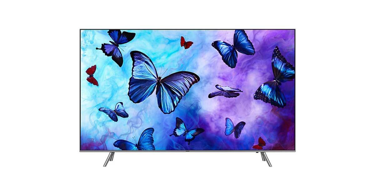 Đánh giá tivi QLED Samsung QA65Q6FNAKXXV