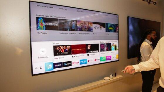 Đánh giá Tivi Samsung 8K xem trực tiếp bóng đá có tốt không chi tiết