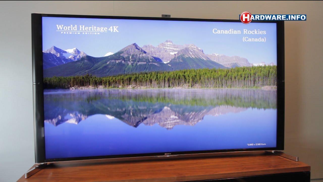 Đánh giá tivi Sony KD- 65S9005B- Phần cuối: âm thanh và hình ảnh